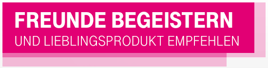 Telekom recommendation program