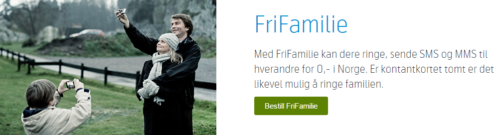 Telenor Fri Familie